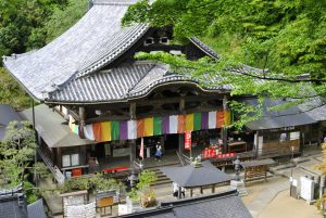 岡寺で撮った写真