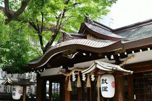サムハラ神社 写真