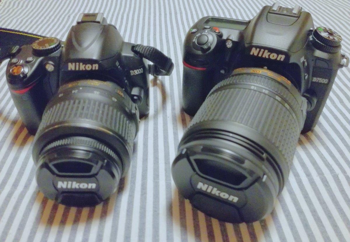 一眼レフ カメラ Nikon