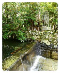 奥の院 水行場