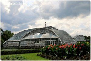 京都府立植物園の写真 温室