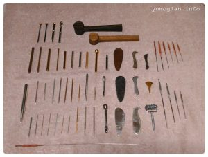 鍼灸の鍼の写真