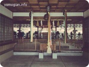 高野口の八幡神社