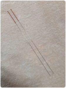 巨鍼 長鍼の画像