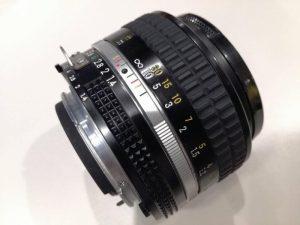 Nikon Ai 50㎜ F1.4