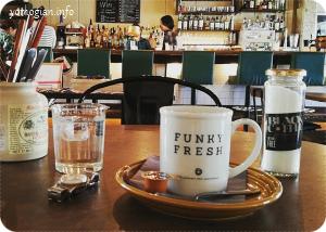橿原神宮へ行きカフェでコーヒーを飲む休日(77)