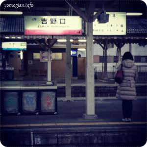 近鉄・JR吉野口駅のスナップ写真(78)