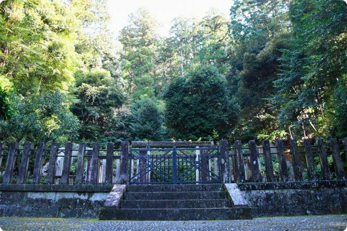 後村上天皇(第97代)の御陵 観心寺