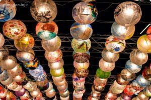 OSAKA光のルネサンス2019の写真 提灯