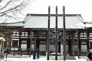 雪の高野山へ初詣 2019年1月2日(162)