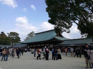 橿原神宮 特別参拝