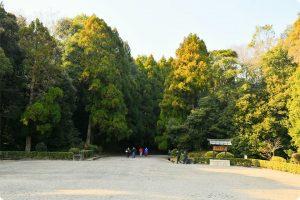 神武天皇陵の写真、画像