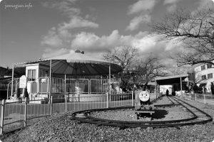 みさき公園の写真 トーマス