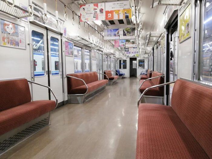 電車の写真 南海電車