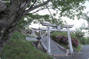 高野口八幡神社(名倉八幡神社)