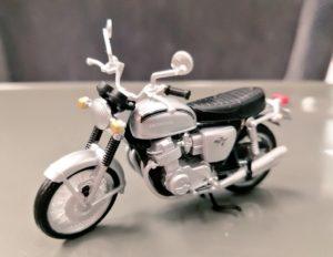 Honda Dream CB750 FOUR ガチャガチャ