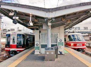 橋本駅 南海高野線 特急こうや