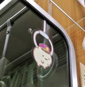 すみっコぐらし号 阪急電車