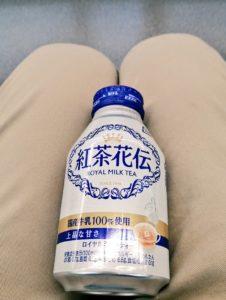 紅茶花伝 缶