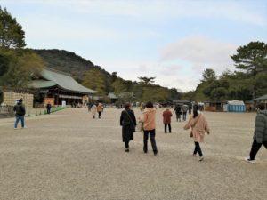 橿原神宮へ初詣 2021
