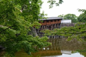 和歌山城の写真