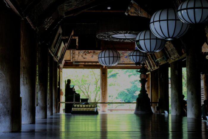 hasedera 長谷寺の写真 奈良県 賓頭盧尊者