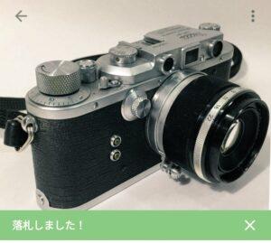 ニッカ カメラ NICCA TYPE-Ⅲ S