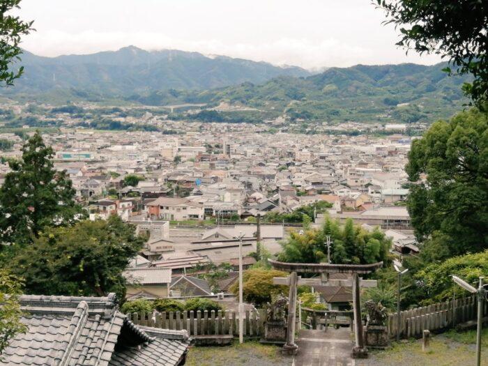高野口八幡神社