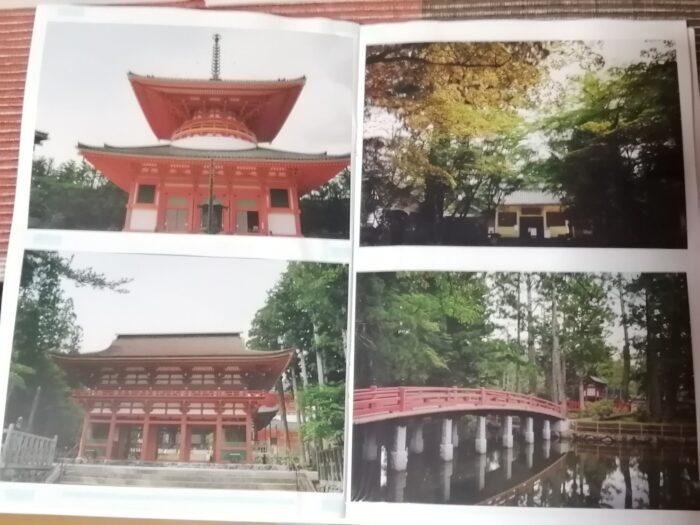 高野山 フィルム写真
