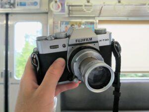 Summar 50mm f2.0 (Ernst Leitz Wetzlar) FUJIFILM  x-t30